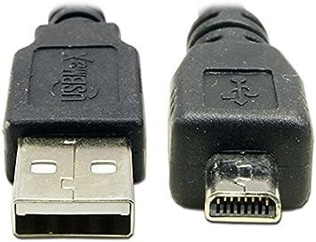 FUJI FUJIFILM FINEPIX F72EXR//F75EXR//F80EXR//F85EXR Cámara Digital Cable USB
