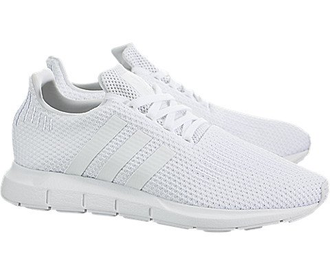 adidas Women's Swift W Running-Shoes,white/white/white,7.5 M US
