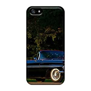 Jamesler SDy3111LlJO Case For Iphone 5/5S Cover With Nice 1959 Chevy Impala Appearance