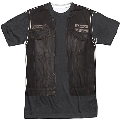 Sons Of Anarchy- Juice Costume Tee T-Shirt Size (Gemma Soa Costume)