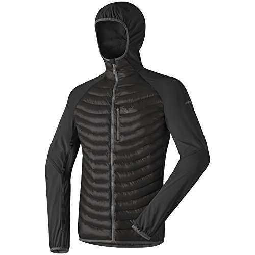 Dynafit Men's Traverse Hybrid Primaloft Jacket, Medium, Asphalt ()
