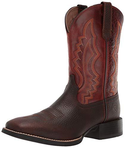ggin Western Boot Copper Penny Size 9.5 W Us ()
