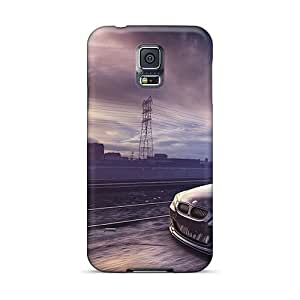 Shock-dirt Proof Bmw M5 E60 Case Cover For Galaxy S5