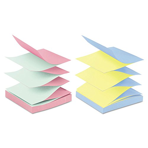 MMMR330UALT - Post-it Pop-up Notes in Alternating Ultra Colors