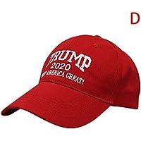 NIU MANG 1 pieza Trump 2020 gorra ajustable