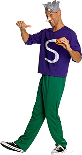 Halloween Costume Jughead (Morris Costumes Men'S Archie Comics Jughead Costume, One)