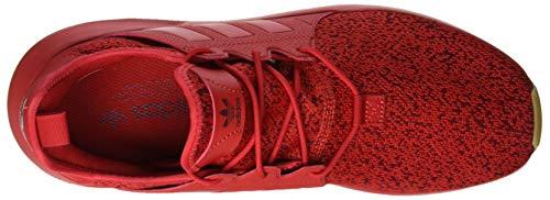 Shoes X Scarlet Men Gum Scarlet Adidas PLR Brown n8gx4B6