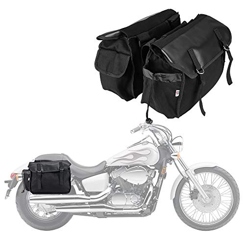 Saddle Bag for Motorcycle Panniers Bags for Bicycle for sale  Delivered anywhere in USA