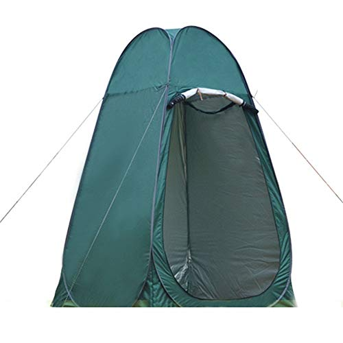 xqkj Bath Tent Bath Tent Bath Tent Shower Tent Warm and Thicker Change Clothes Simple Bathroom Cover Change Clothes Outdoor Toilet for Adult Household