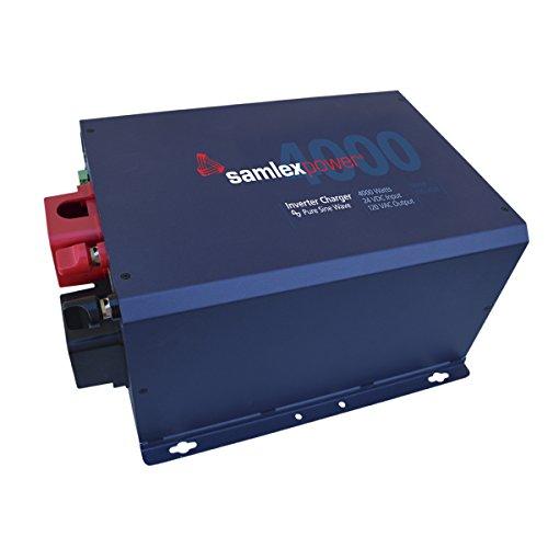 SAMLEX EVO-4024E 4000 W 24 VDC 230 VAC 50 HZ OFF-GRID SINEWAVE BATTERY INVERTER