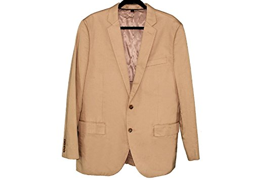 Used, J Crew Ludlow Suit Jacket w Double Vent Italian Chino for sale  Delivered anywhere in USA