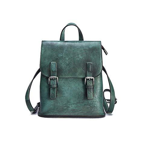 Main Green Chinois Dames Rétro Sac Simple à AJLBT La Style Style De Mode Sac Dos Fait à aUq4z