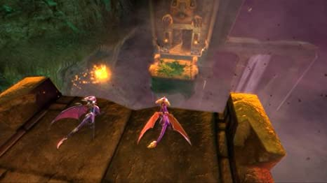 Legend Of Spyro Dawn Of The Dragon Playstation 2 Artist Not Provided Video Games