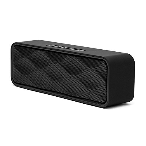 Fantastic Deal! Bluetooth Speakers, TANGLEI Portable Wireless Bluetooth Speaker with HD Audio and En...