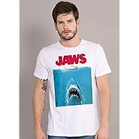 Camiseta Tubarão Filme Masculina