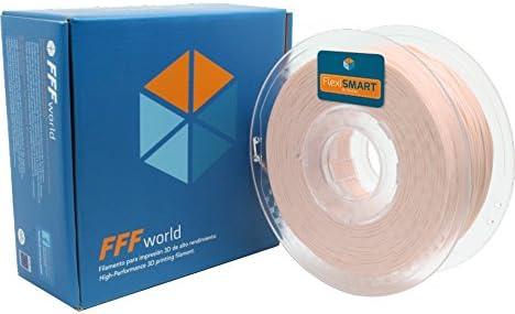 FlexiSMART Skin 1kg Filamento Flexible TPU 1.75mm para Impresora ...