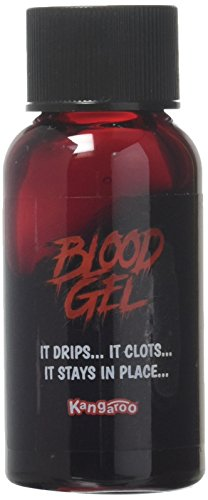 Kangaroo Vampire Blood Gel, 1oz Bottle -