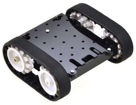 ZUMO CHASSIS KIT NO MOTORS - Robot Sumo Kit