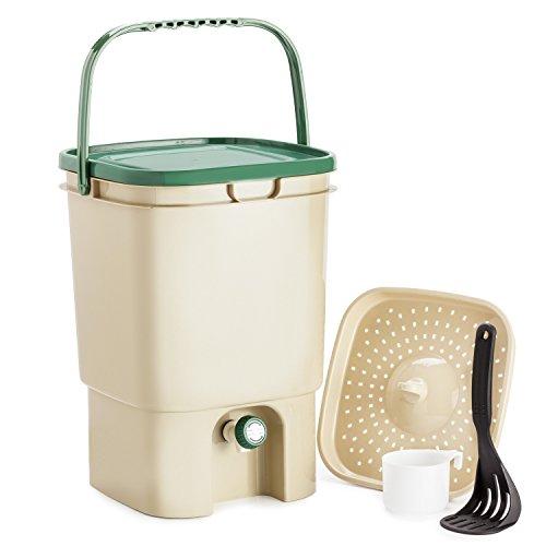 chefs-star-5-gallon-air-tight-indoor-bokashi-bucket-kitchen-compost-kit