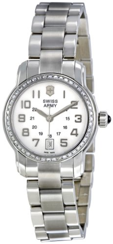 Victorinox-Swiss-Army-Womens-241057-Mother-Of-Pearl-Dial-Diamond-Bezel-Watch