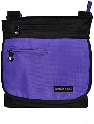 Amazon.com  Sherpani Women s Jag Purple Cross Body Bag One Size  House Of  Cath 403605828009b