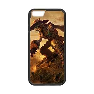 Oddworld Stranger's Wrath HD iPhone 6 Plus 5.5 Inch Cell Phone Case Black DA03-288200