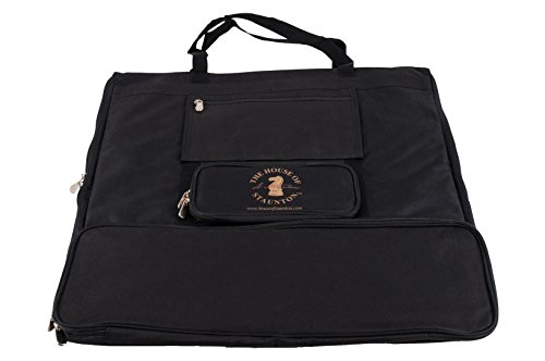 (The House of Staunton Deluxe Chess Board Carrying Bag - Small 24