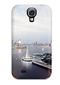 Alpha Analytical's Shop Best New Premium Shanghai Skyline Skin Case Cover Excellent Fitted For Galaxy S4 4775894K81534640