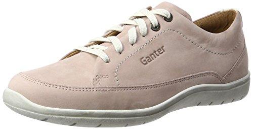 Ganter GILL, Weite G - Zapatos Derby Mujer Rot (rose/weiss)