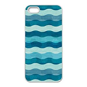 Blue Wave Creative Cell Phone Case For iphone 6 4.7 WANGJING JINDA