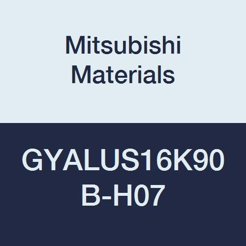 1 W 5 L Mitsubishi Materials GYALUS16K90B-H07 GY Series Mono Block Internal Grooving Holder 90/° Angle 1.500 Neck 0.276 Grooving Depth 0.187//0.197//0.206 Seat 1 H Left Hand