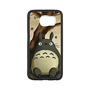My Neighbor Totoro Samsung Galaxy S6 Cell Phone Black Phone Accessories JVG25G0G