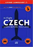 In-Flight Czech: Learn Before You Land