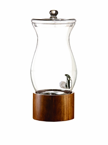 glass beverage urn - 2