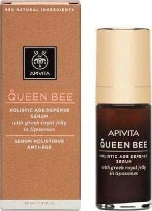 Apivita Queen Bee Holistic Age Defense Serum 1.02 oz