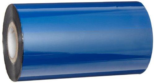 Brady R6007 984' Length x 4.33'' Width, 6000 Series Black Thermal Transfer Printer Ribbon by Brady