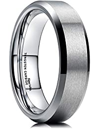 Wedding Rings For Guys | Mens Wedding Rings Amazon Com