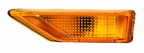 - Depo 317-1415L-US Honda Pilot Driver Side Replacement Side Repeater Light Unit without Bulb