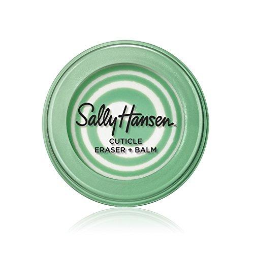 - Sally Hansen Treatment Salon Manicure Cuticle Eraser Plus Balm, 3224, 0.28 Fluid Ounce