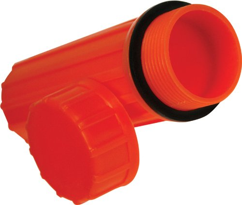 (UST Waterproof Match Case (Matches not included), Orange)