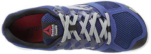 Reebok Crossfit R Nano 2.0 Formación de zapatos Club Blue/Flat Grey/Black/Gravel/White