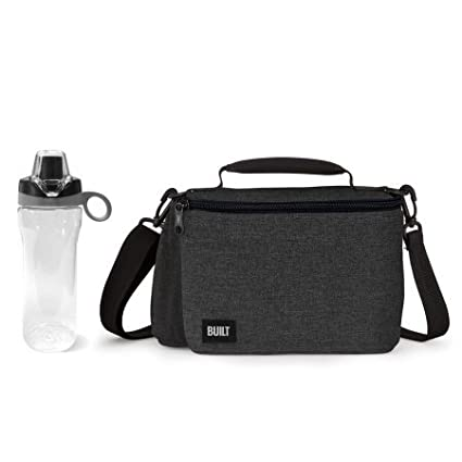 Metro North Lunch Bag With Bottle