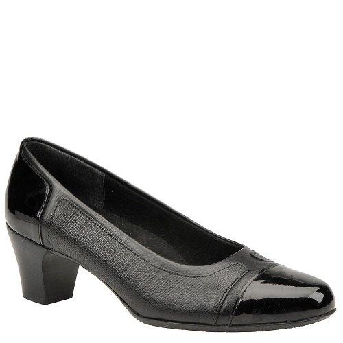 Munro Womens Jillian Black Patent - 13 (Munro Shoes Women)