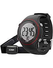 Heart Rate Monitor Chest Strap Watches
