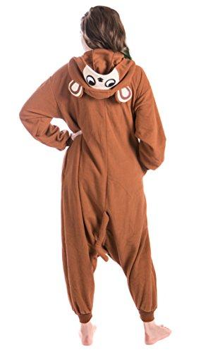 Animal Onesie Pajamas for Brown