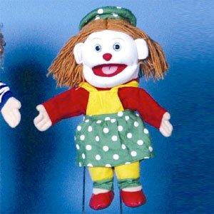 Female Clown Puppet 14