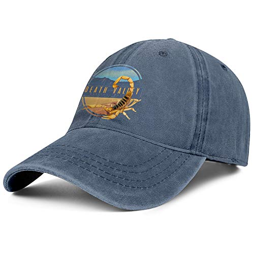 - Death Valley National Park Men Unisex Baseball Caps Flat Adjustable Sports Hats