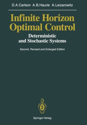 Infinite Horizon Optimal Control: Deterministic and Stochastic Systems