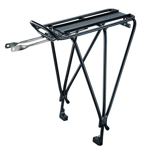 Topeak Explorer 29Er Tubular Rack with Disc Mount (Black, (Topeak Mtx Rear Basket)
