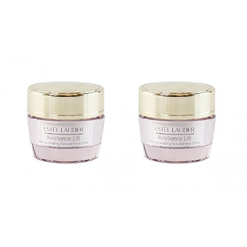 (Estée Lauder Resilience Lift Firming/Sculpting Face and Neck Crème SPF 15 Normal / Combination Skin, 0.5oz, 15ml)